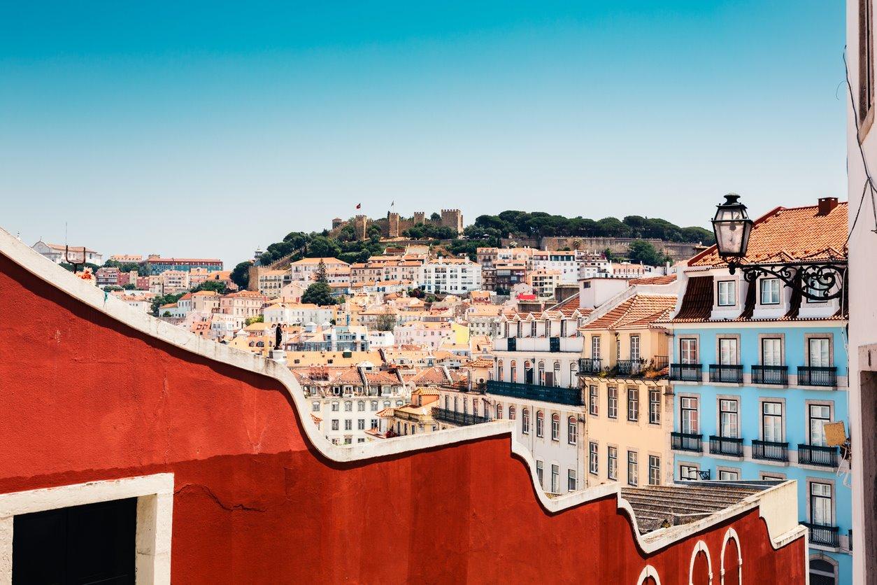 Lisboa y su curiosa fundación . Lisboa y su mítica fundación