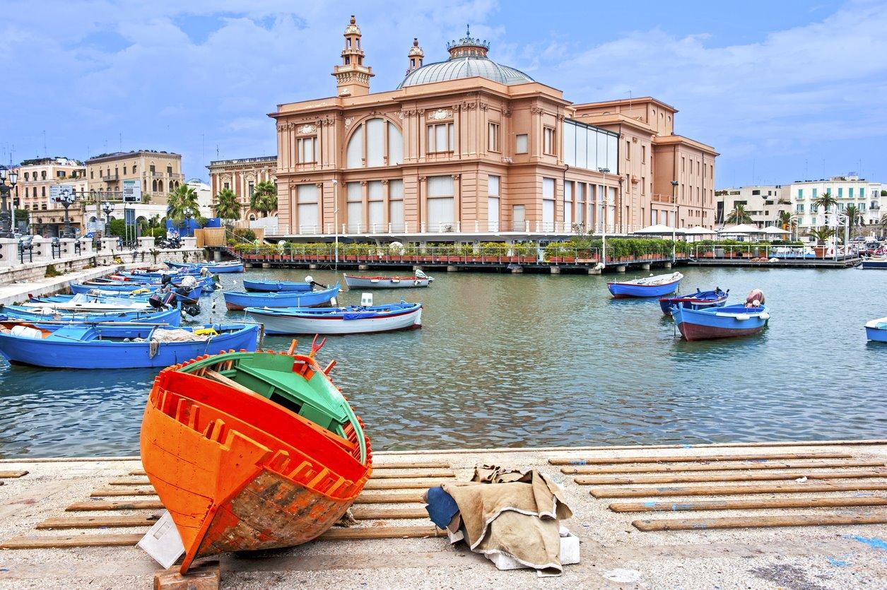 Hola, Bari