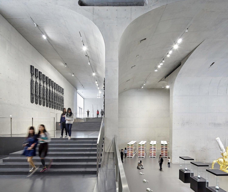 AGE-Centre Pompidou Shanghai. Centro Pompidou Shanghai: al dragón dormido le gusta el arte