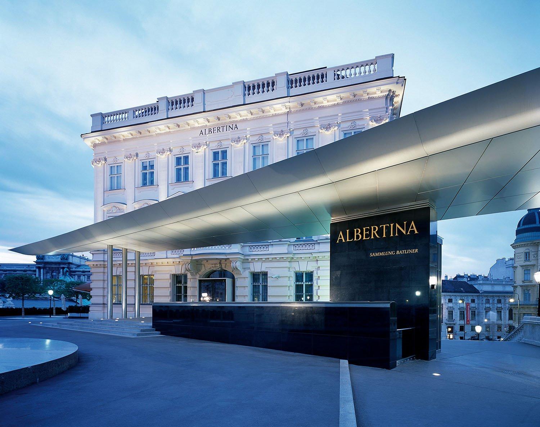 albertina3. Albertina Künstlerhaus: un vals de arte