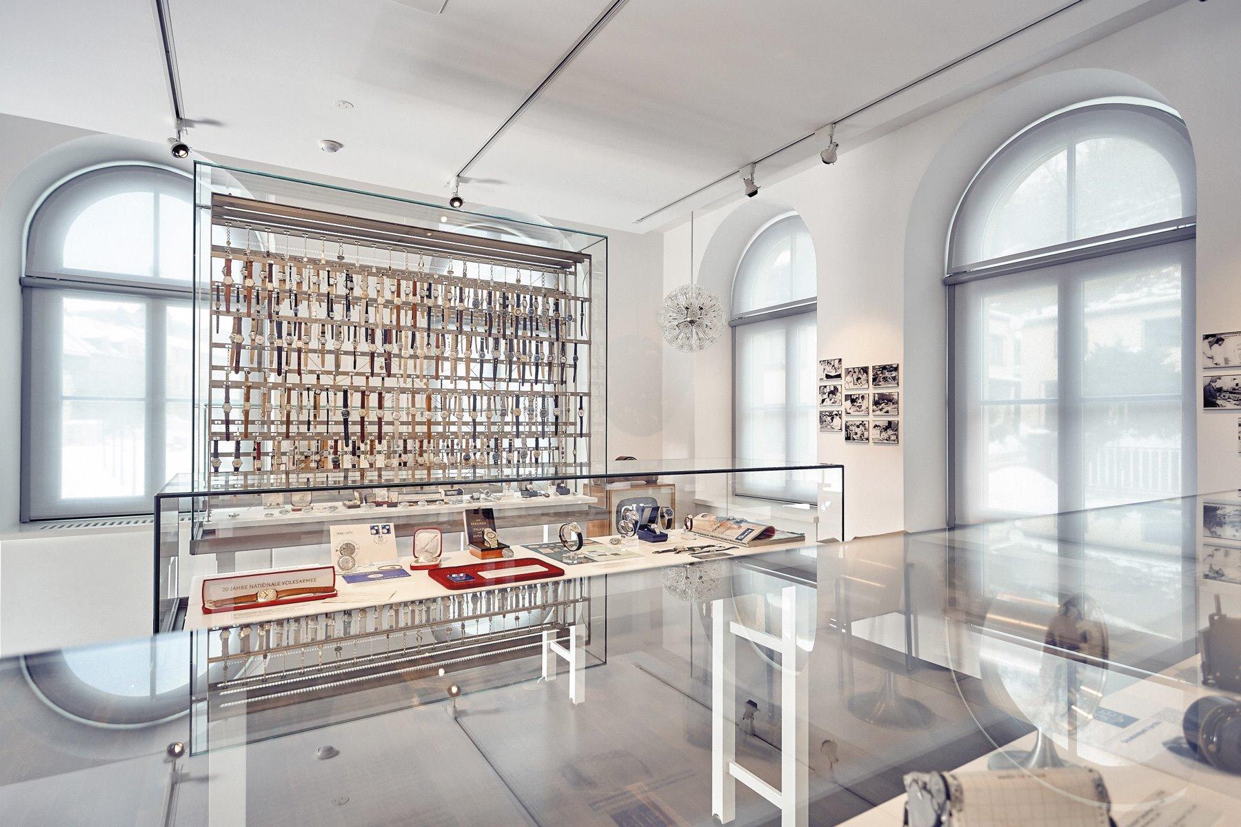 Museo alemán del reloj Glashütte