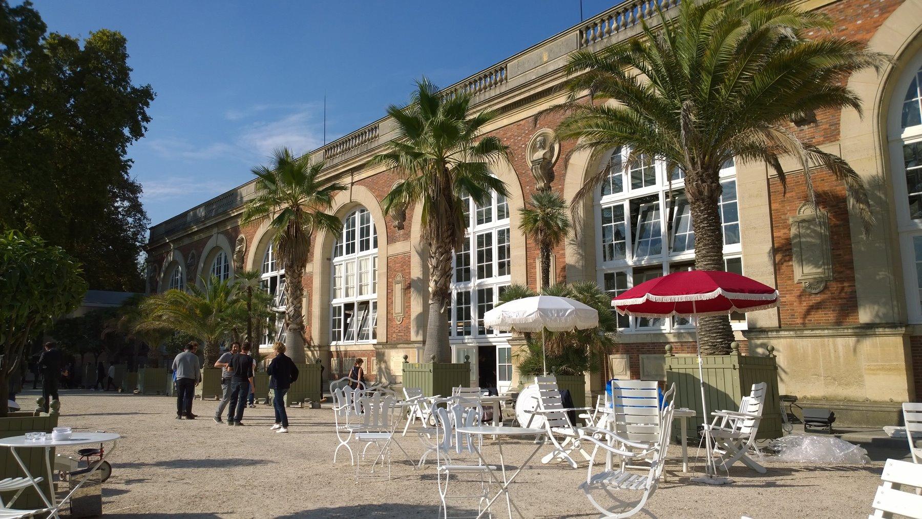 Para quien quiere grandes exposiciones: Musée du Luxembourg