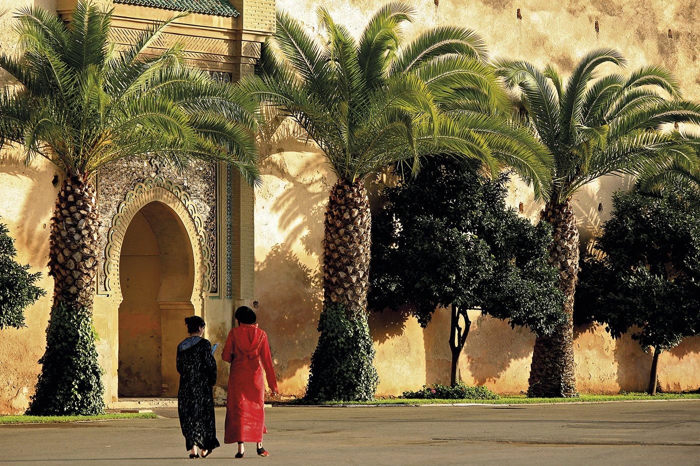 2. plaza-el-hedim-meknes. Donde late el corazón de Meknés