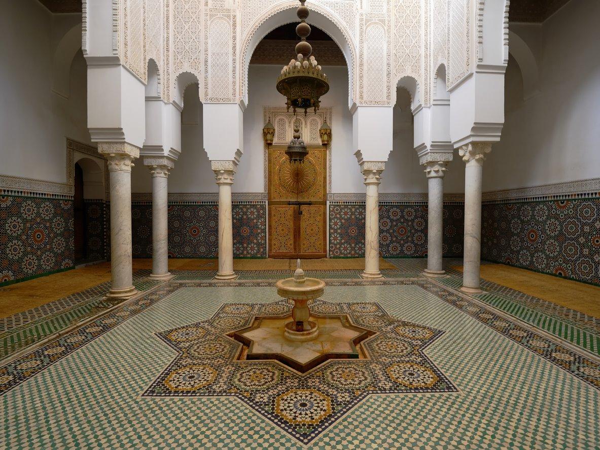 3. Mausoleo Mulay Ismail. Un mausoleo para la eternidad