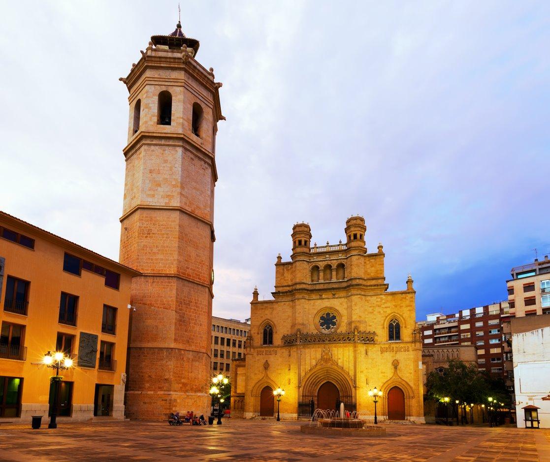 En el #3: Castellón de la Plana