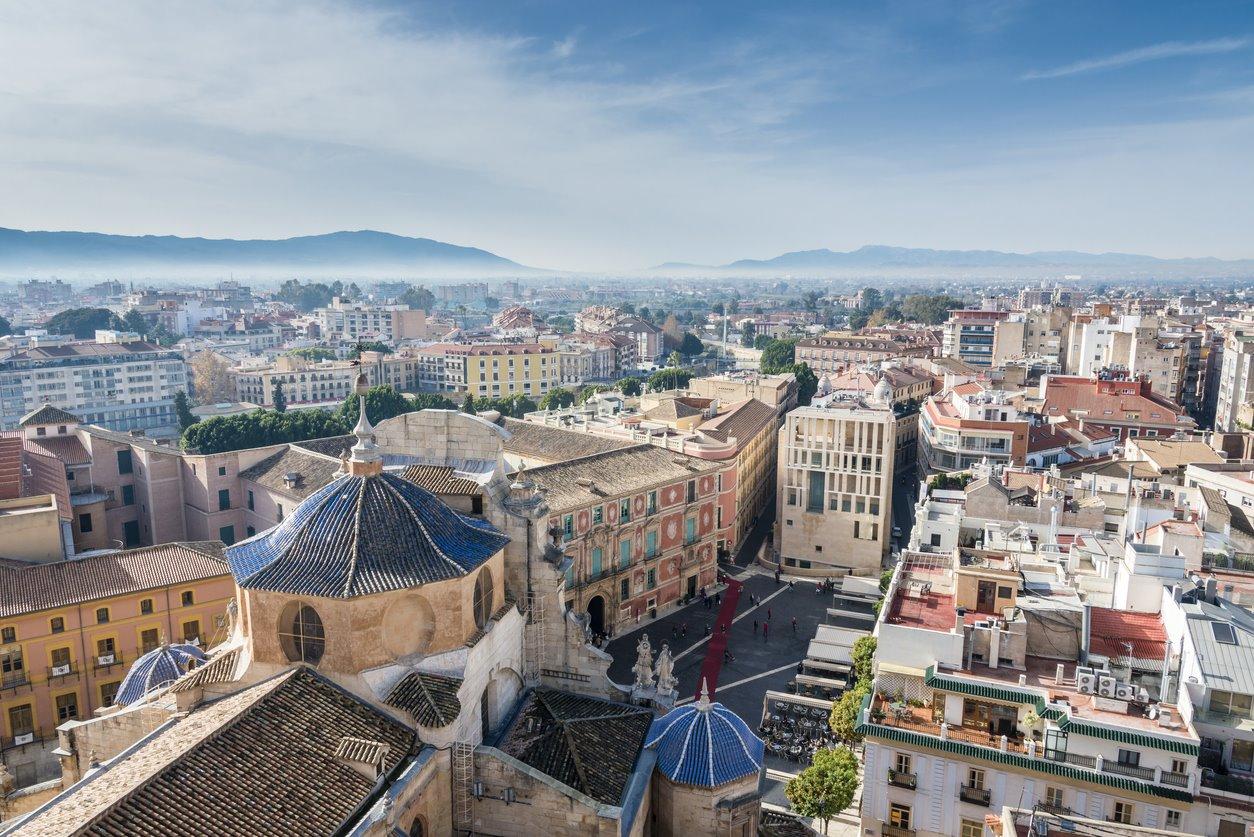 En el #7: Murcia