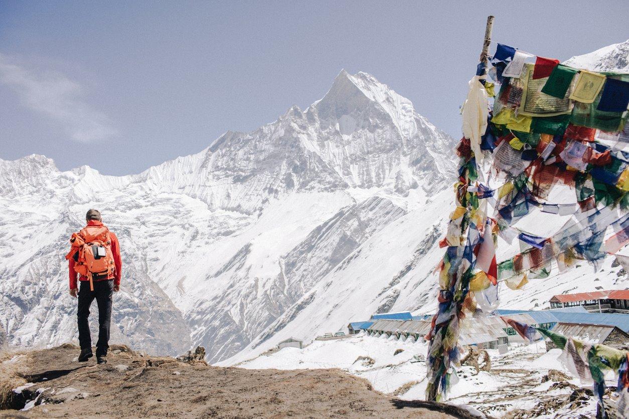 En el #1: El trekking del Annapurna