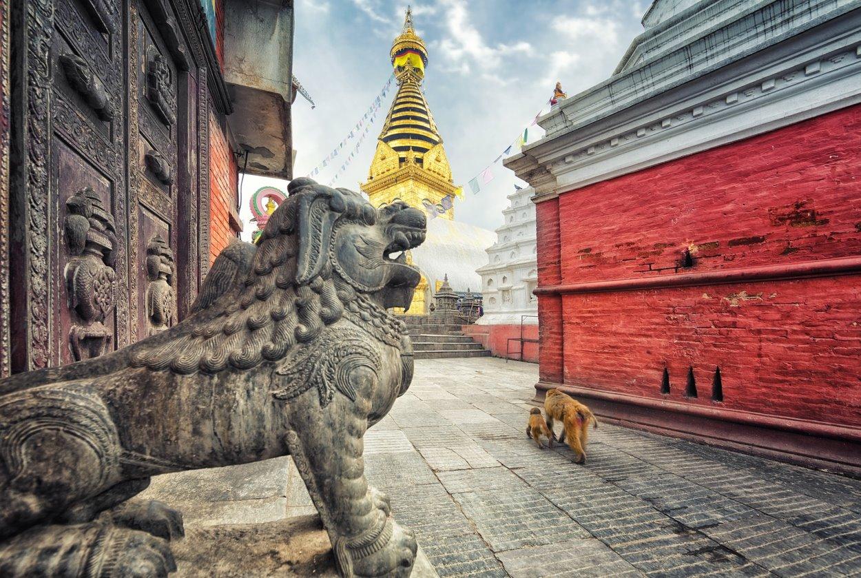En el #4: Katmandú