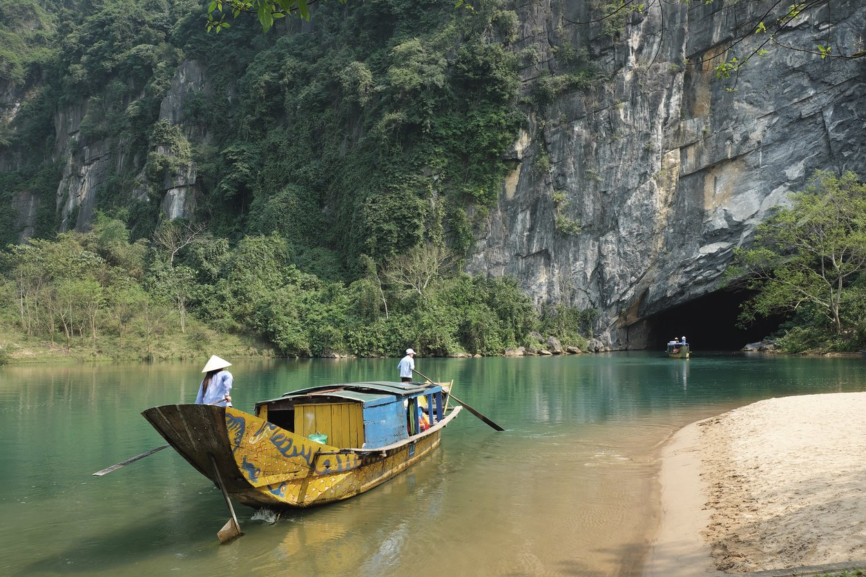 La cueva del agua