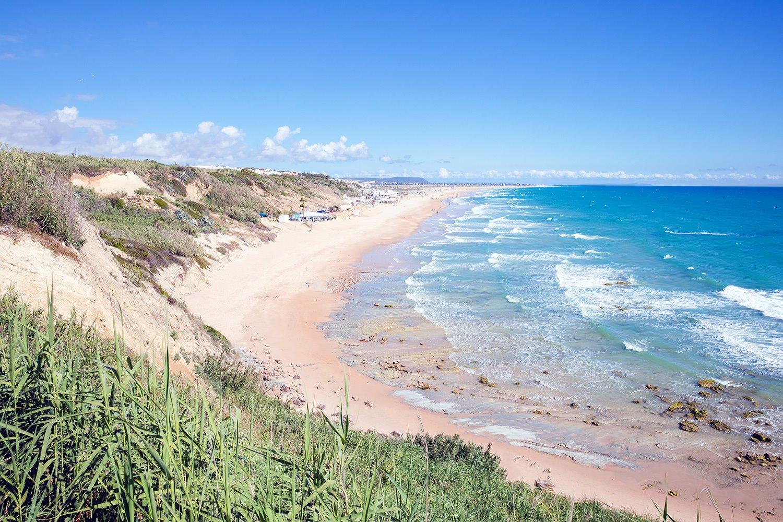 Playas de Roque y Fontanilla de Conil. La Fontanilla (para foodies con arena)