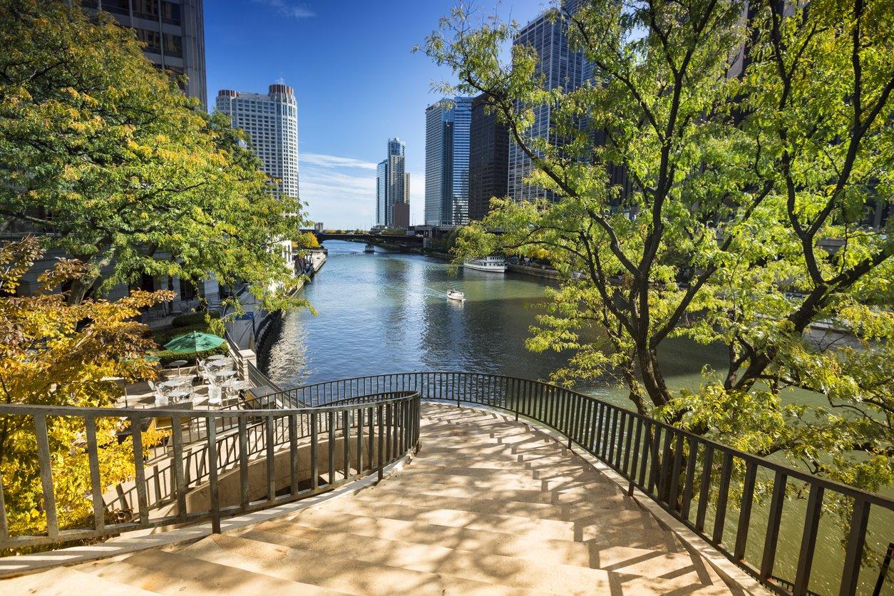 Verano en Riverwalk