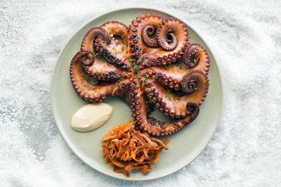 Gastronomía - cover