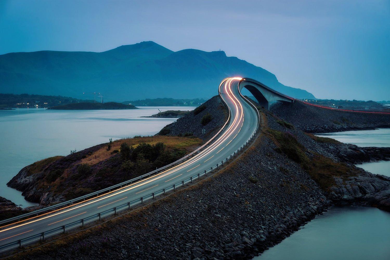 Esta carretera bien vale un desvío