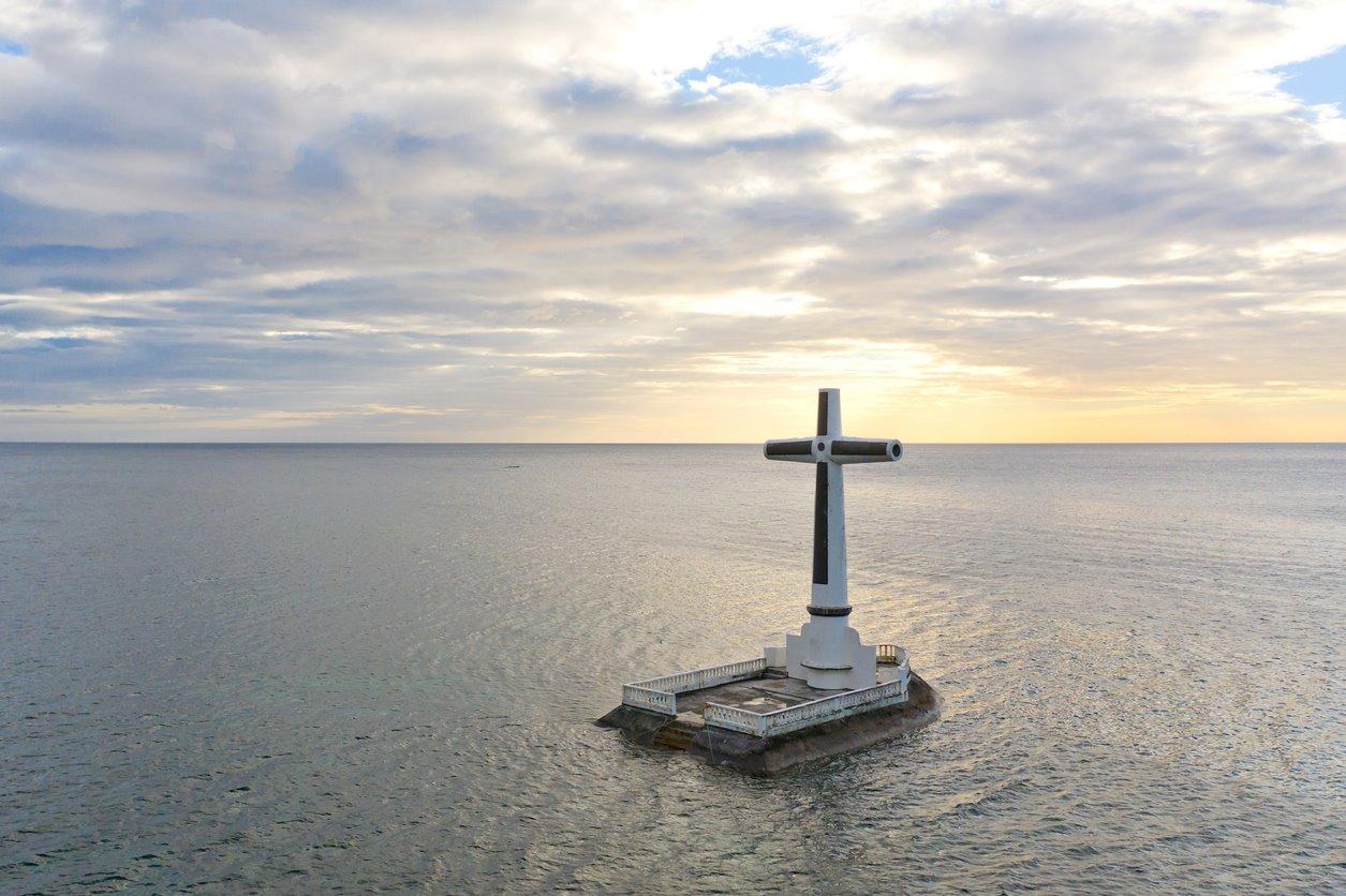 La cruz del agua