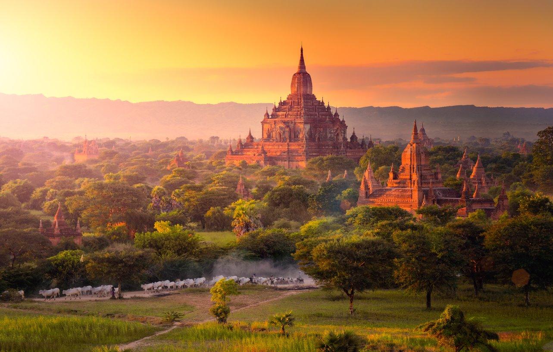 iStock-513472768. Bagan (Myanmar)