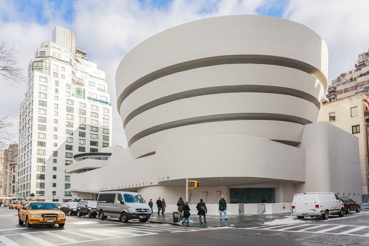 iStock-618357818. La arquitectura del siglo XX de Frank Lloyd Wright