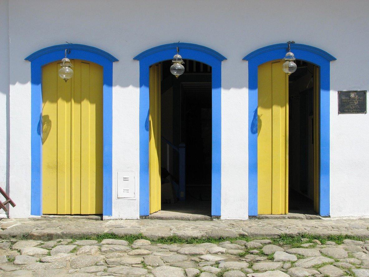iStock-488220643. Paraty e Isla Grande (Brasil)