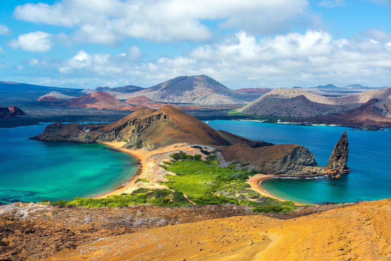 Las Islas Galápagos para Darwins contemporáneos