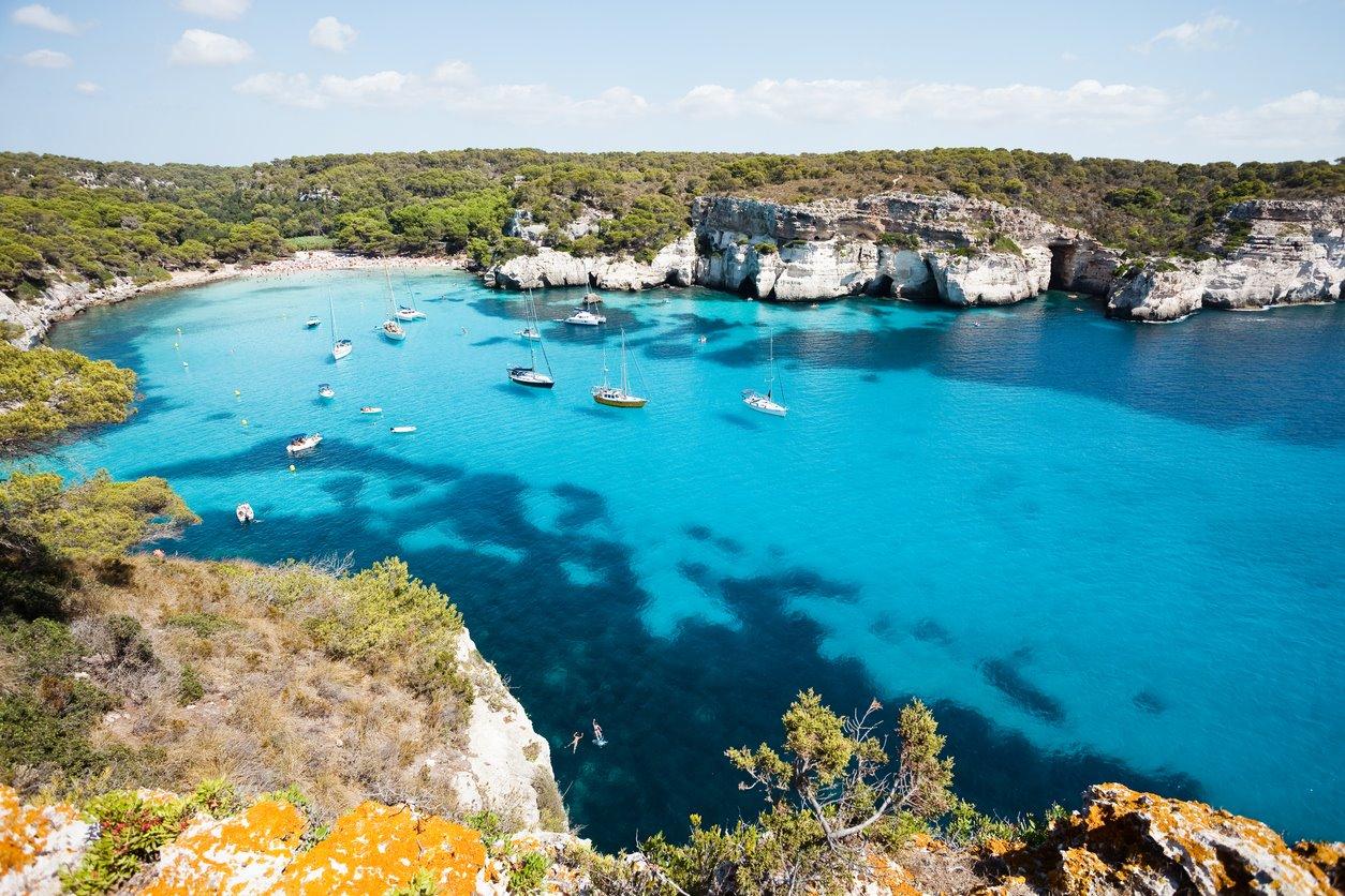 iStock-478787212. Menorca