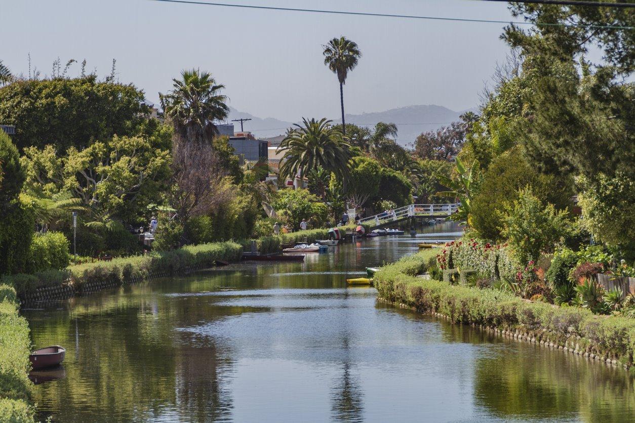 canales. Una pequeña Venecia