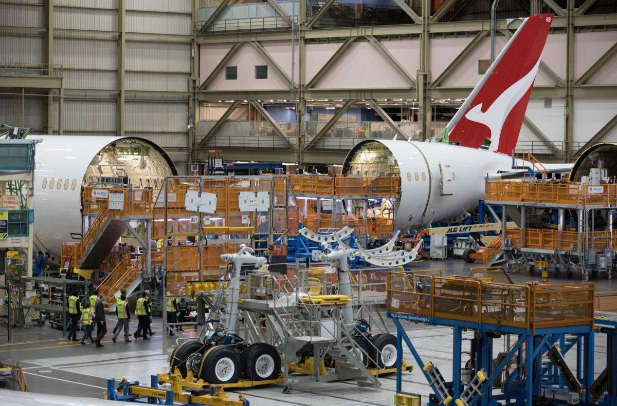 Qantas 4. Desde Seatle hasta el fin del mundo