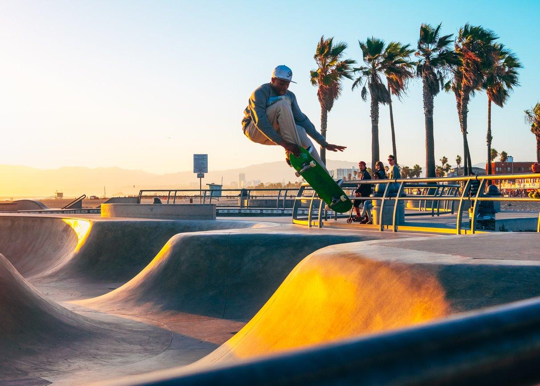 iStock-518023282. Un skatepark de récord