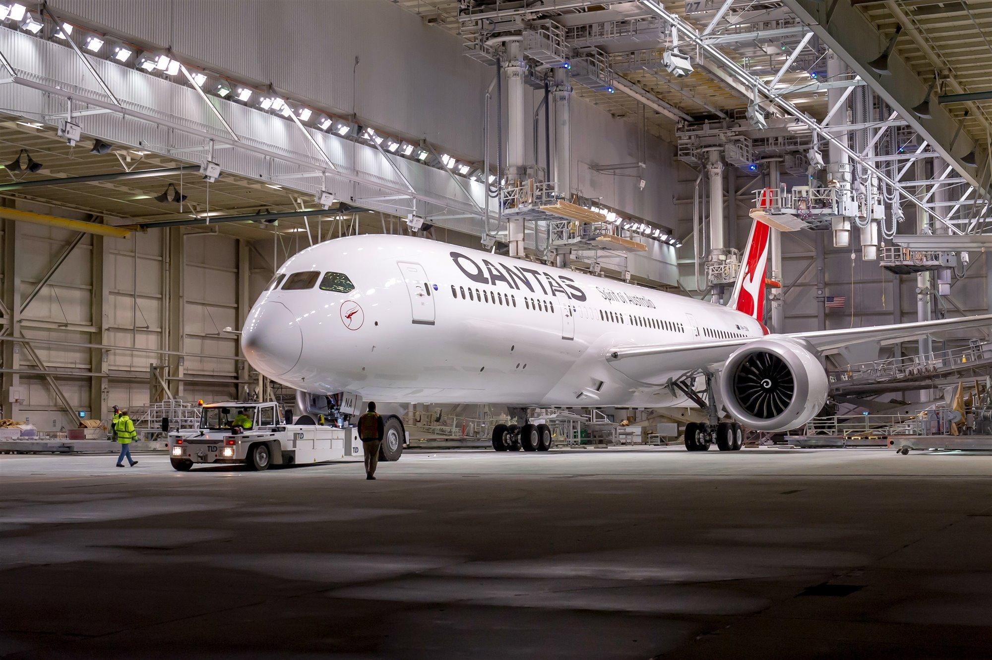 Qantas. Ya es tecnológicamente posible