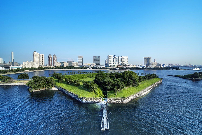 Odaiba, el parque de atracciones futurista de Tokio