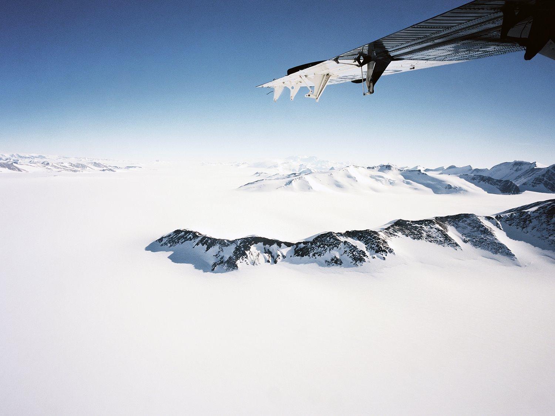 Se buscan voluntarios para expedición a la Antártida