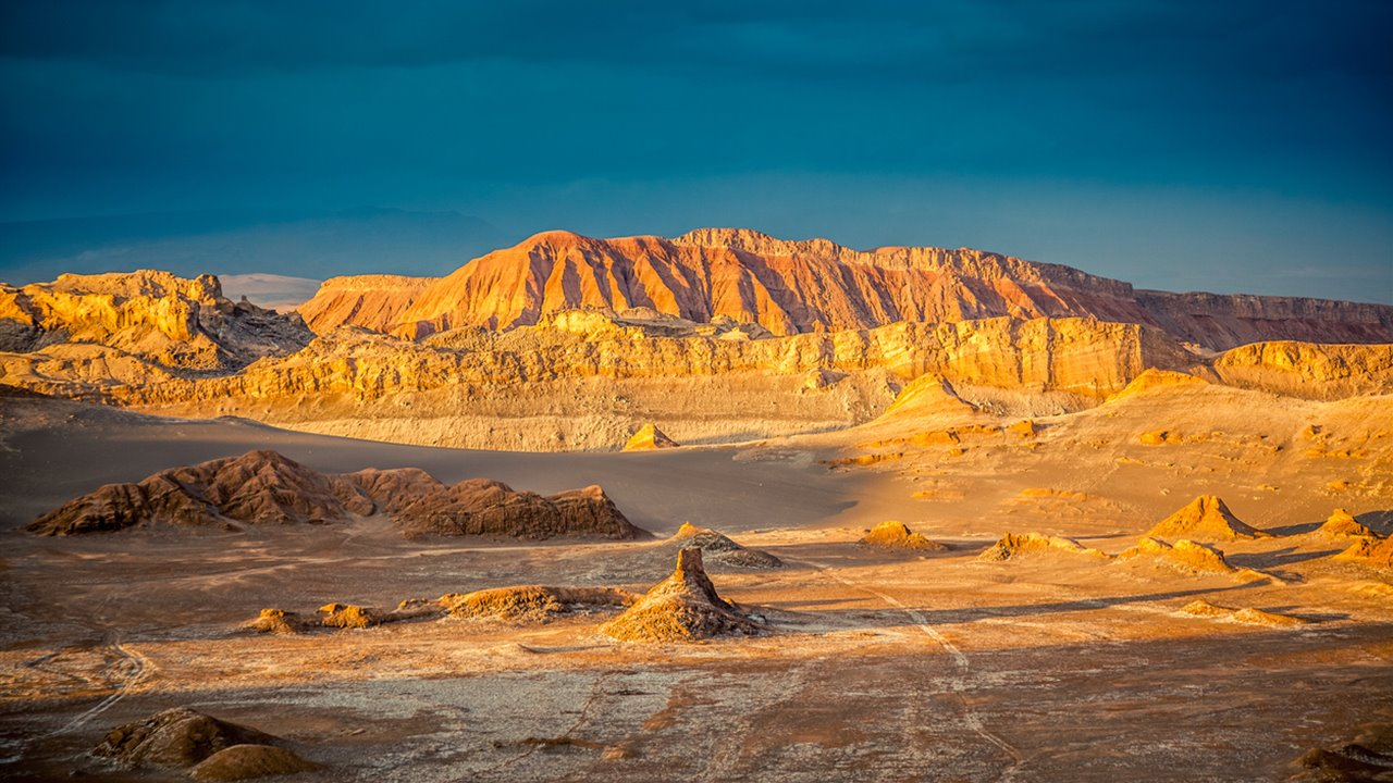 La duna de más de 30 metros de altura
