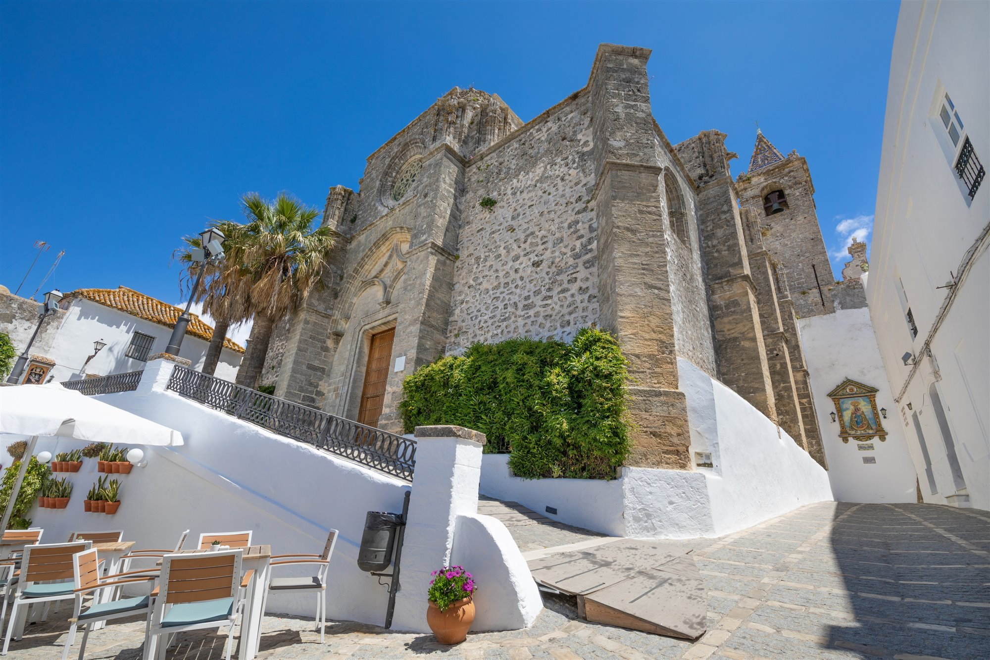 Cádiz en cinco pueblos