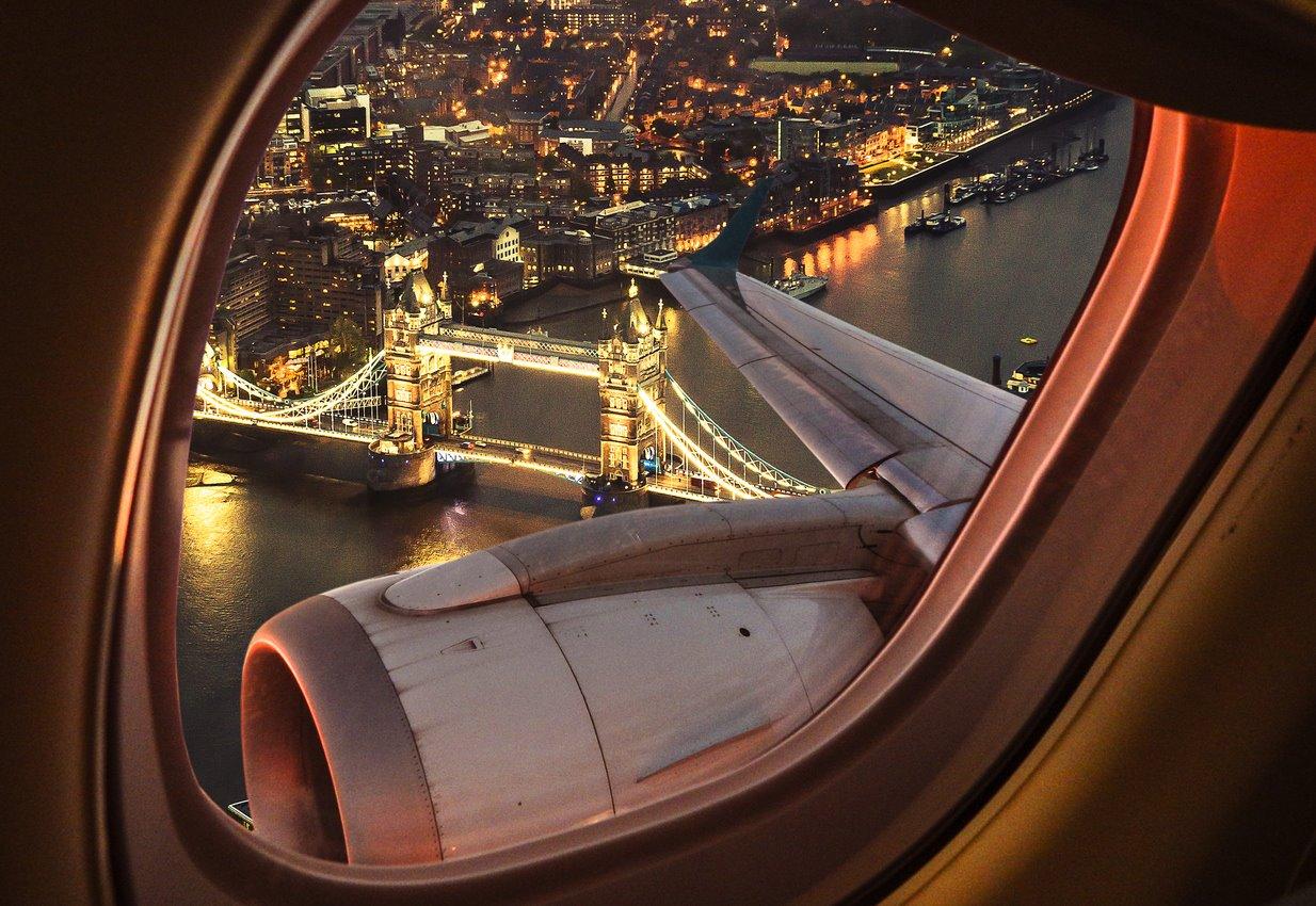 iStock-585626202. ¿Serás más caro volar a Reino Unido?