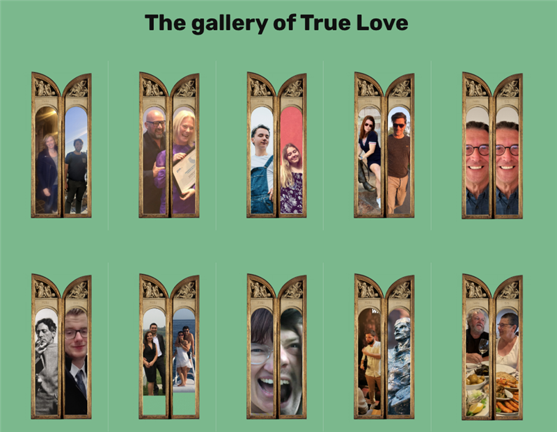 The gallery of True Love