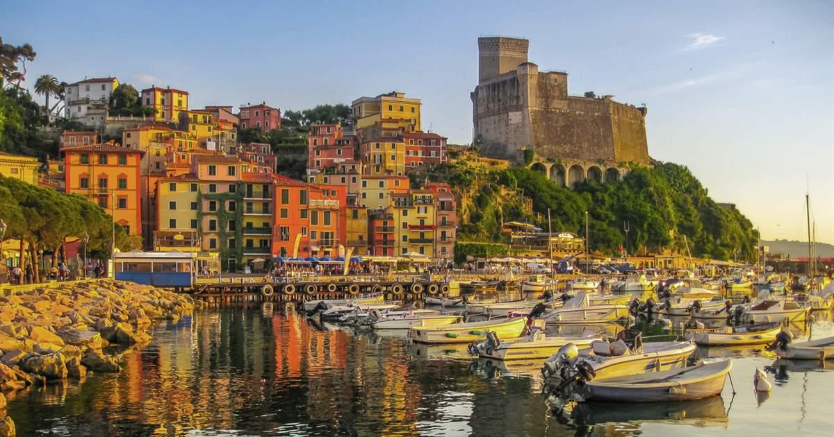 La Riviera Ligur: Cinque Terre... ¡y mucho más!