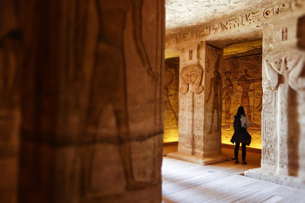 iStock-1138430357. El 'viaje' de Nefertari
