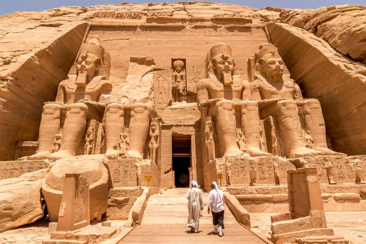 iStock-1018413968. Un Dios faraón