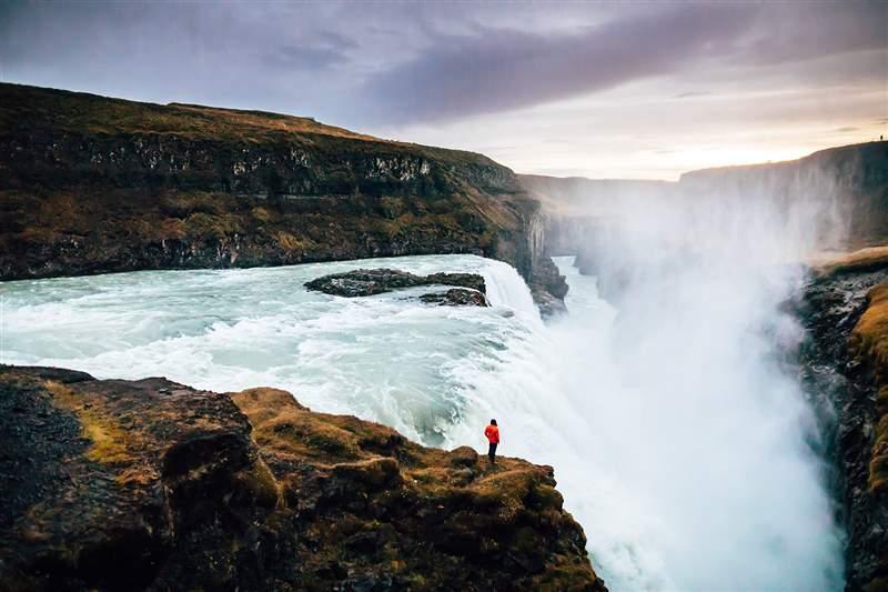islandia-Gullfoss