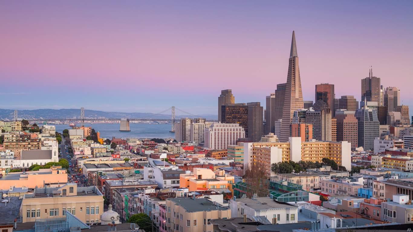 San Francisco. Buscando tendencias