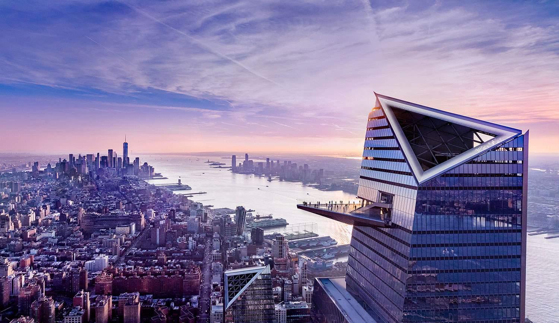 The Edge, al filo de Nueva York