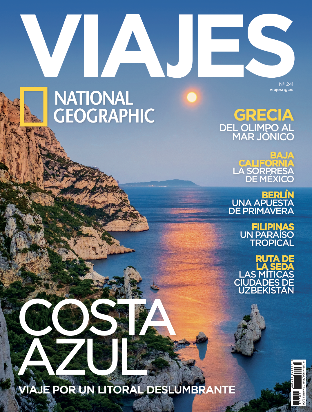 Viajes National Geographic 241