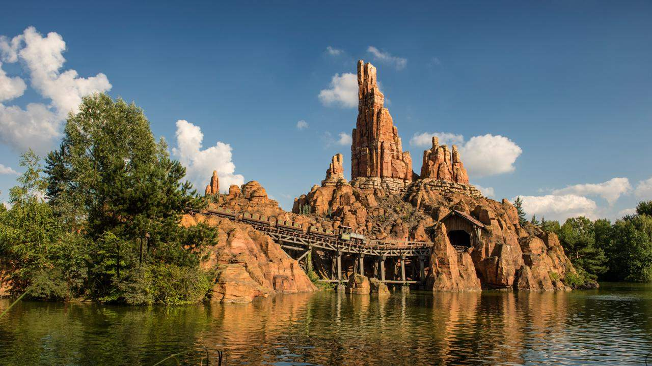 Big Thunder Mountain (Parques Disney)