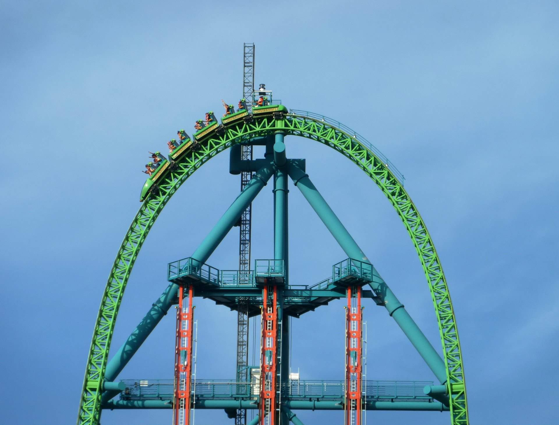 Kingda Ka (Six Flags, Nueva Jersey)