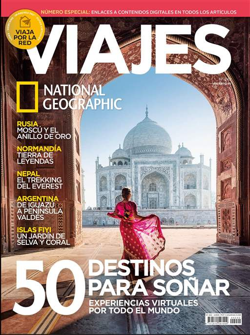Revista Viajes National Geographic 242