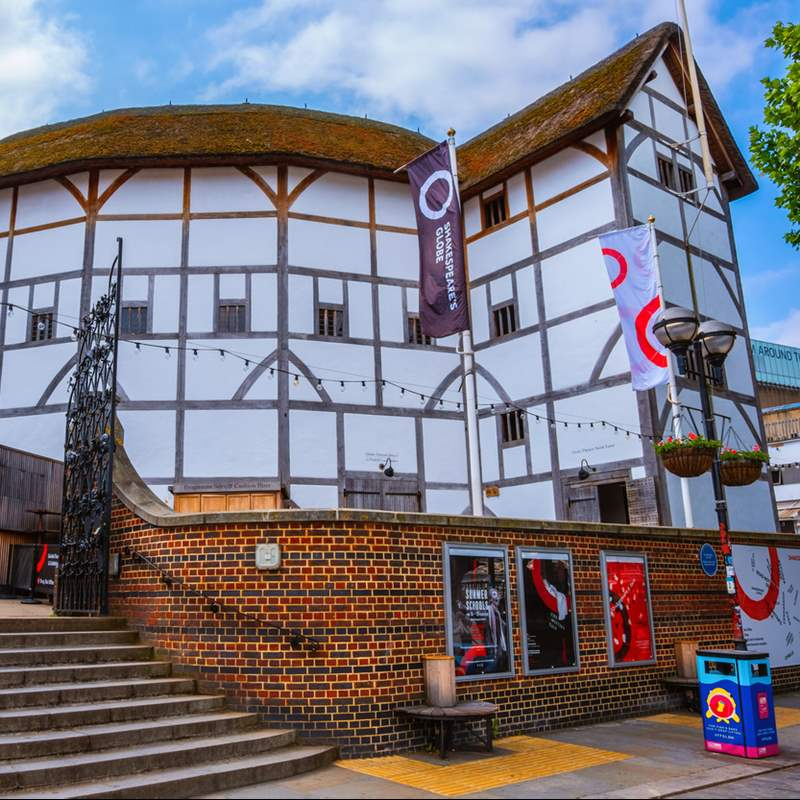 El teatro de William Shakespeare