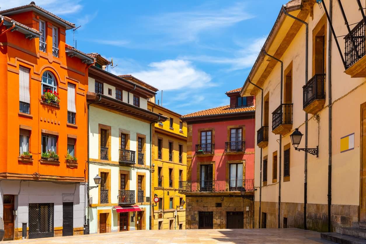 Oviedo. Asturias - Camino Primitivo