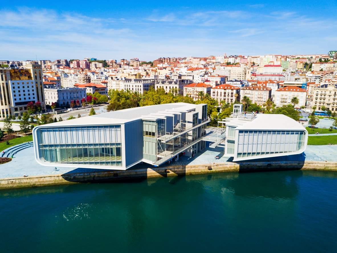 Centro Botín de Santander. Santander