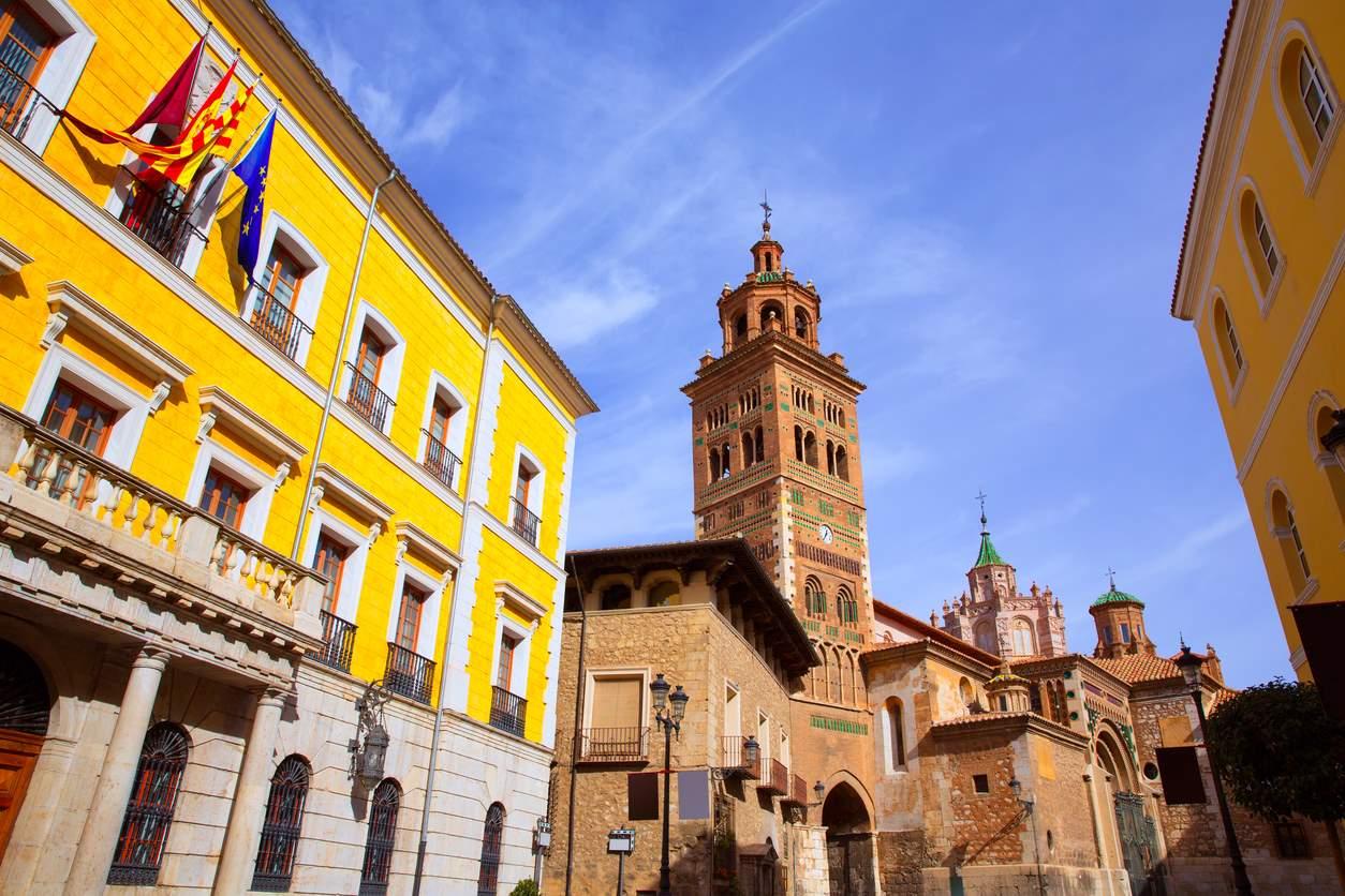 Catedral de Teruel. Teruel