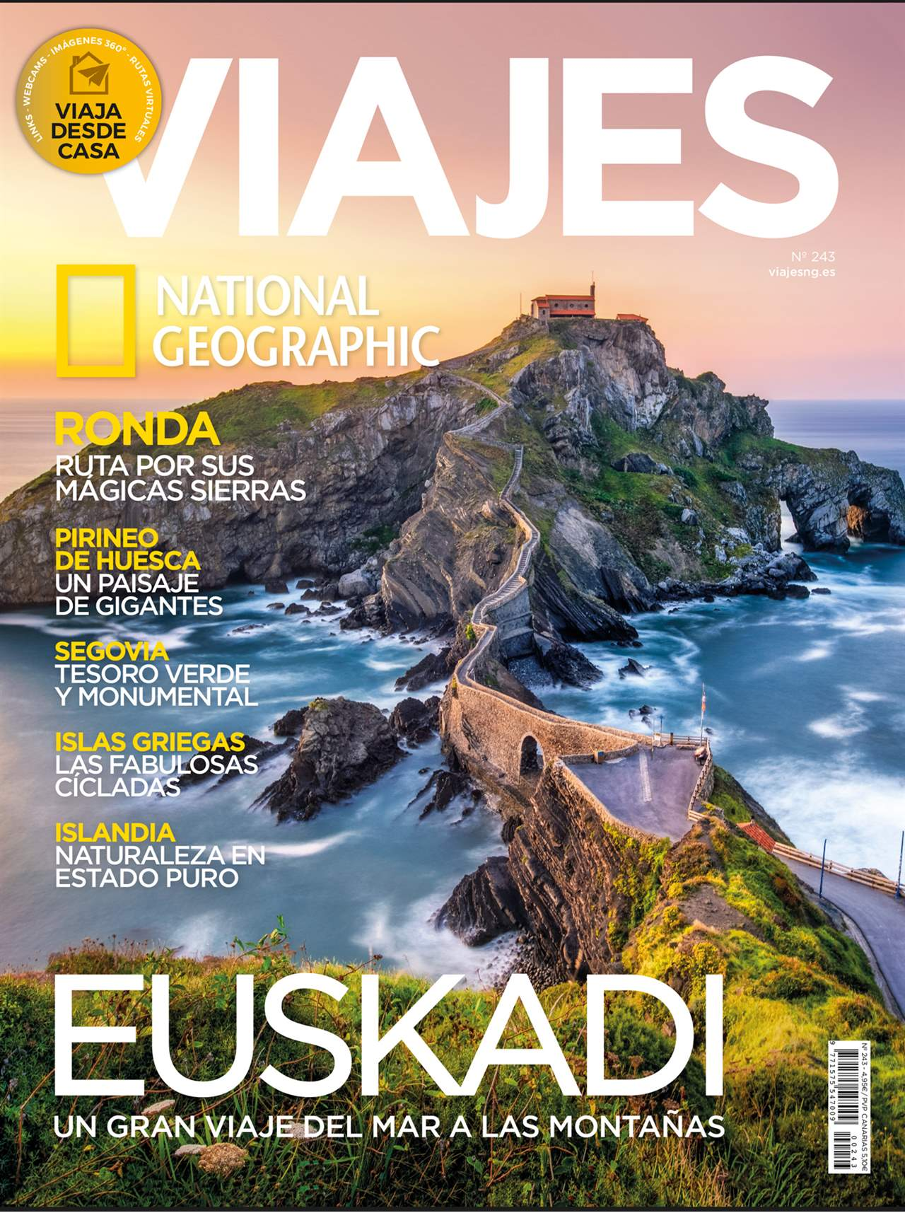 Viajes National Geographic 243