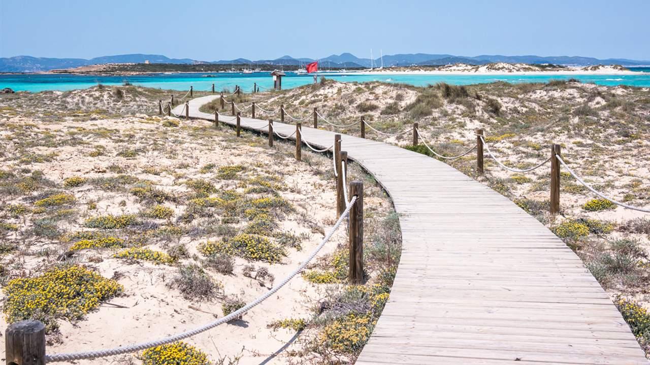 Paraísos cercanos: Formentera