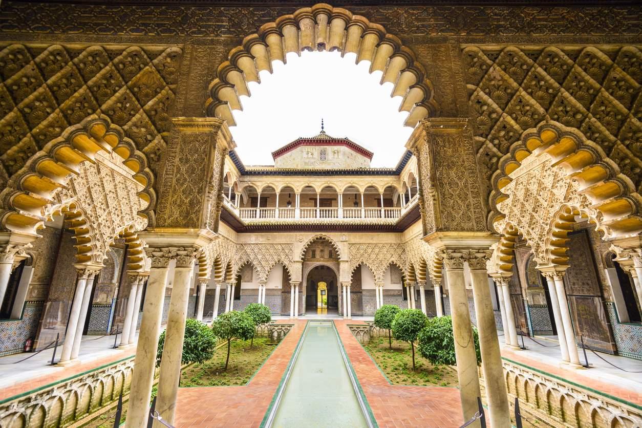 iStock-464657392. En el #2: Sumergirse en los Reales Alcázares